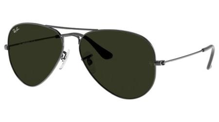 RB3025 W0879 AVIATOR LARGE METAL
