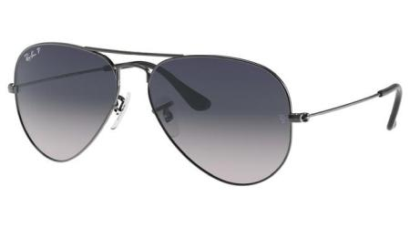 RB3025 004-78 AVIATOR LARGE METAL