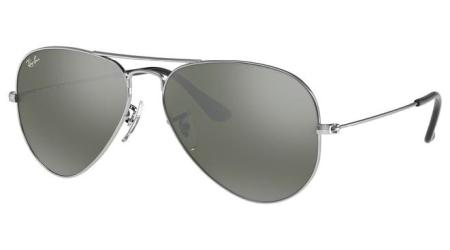 RB3025 W3275 AVIATOR LARGE METAL