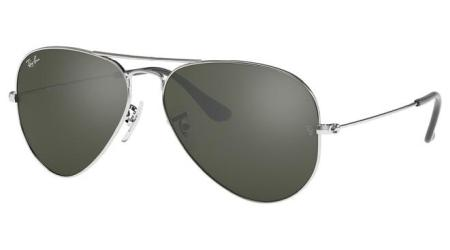 RB3025 W3277 AVIATOR LARGE METAL