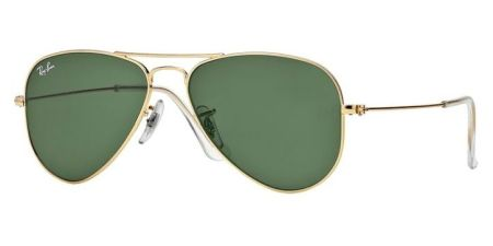 Ray-Ban RB3044 L0207 AVIATOR SMALL METAL