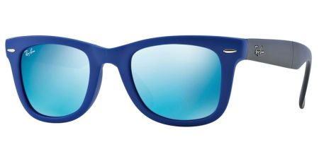 Ray-Ban RB4105 602017 FOLDING WAYFARER