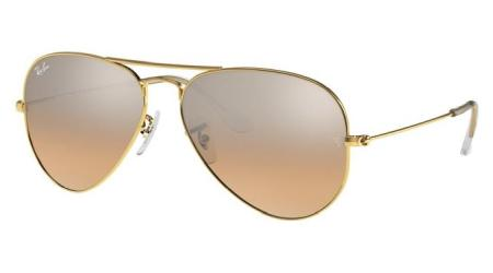 Ray-Ban RB3025 001/3E AVIATOR LARGE METAL