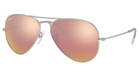 RB3025 019-Z2 AVIATOR LARGE METAL
