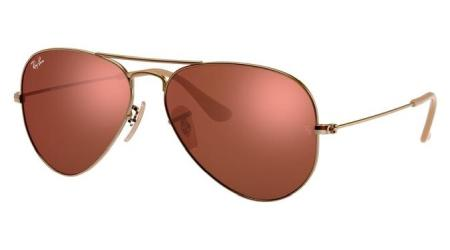 RB3025 167-2K AVIATOR LARGE METAL