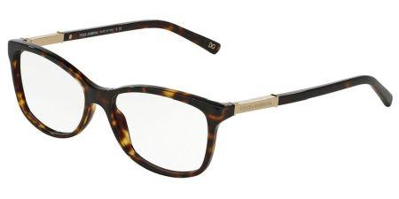 Dolce&Gabbana DG3107 502 LOGO PLAQUE