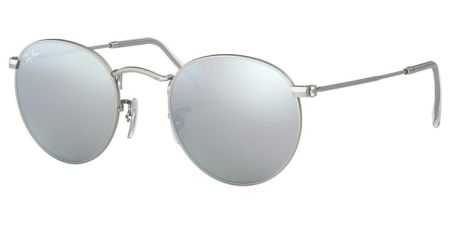 Ray-Ban RB3447 019/30 ROUND METAL