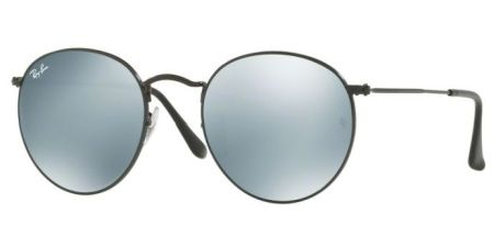 Ray-Ban RB3447 002/30 ROUND METAL