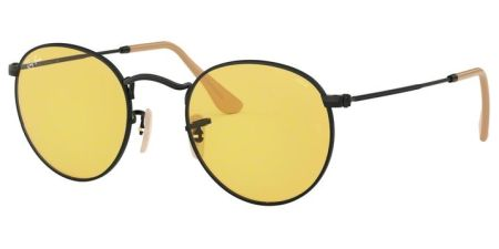 Ray-Ban RB3447 90664A ROUND METAL