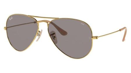 Ray-Ban RB3025 9064V8 AVIATOR LARGE METAL