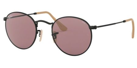 Ray-Ban RB3447 9066Z0 ROUND METAL