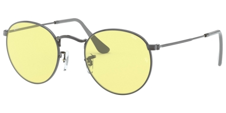 Ray-Ban RB3447 004/T4 ROUND METAL
