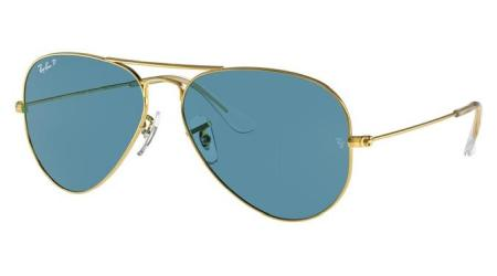 Ray-Ban RB3025 9196S2 AVIATOR LARGE METAL