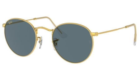 Ray-Ban RB3447 9196R5 ROUND METAL